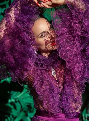 Natalie Portman for Vanity Fair [December 2018]