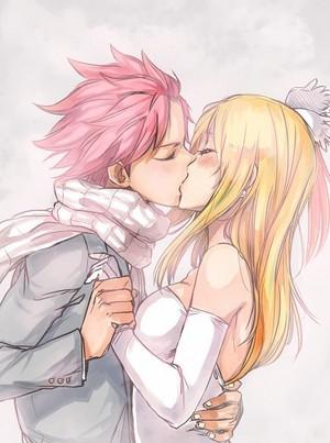 Natsu x Lucy // Fairy Tail