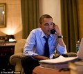 Obama Taking Care Of Business