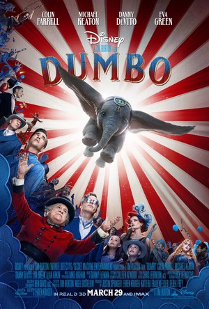 Official 'Dumbo' Poster