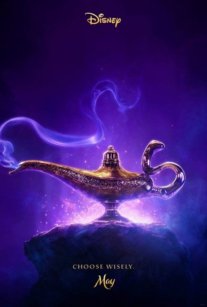 Official Live-Action Aladdin Poster