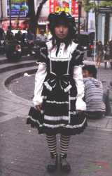 Old School Lolita Coordinate