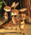 Open Season 3 Elliot's Kids