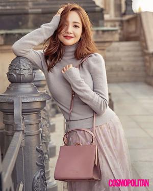 Park Min Young @ Cosmopolitan Korea