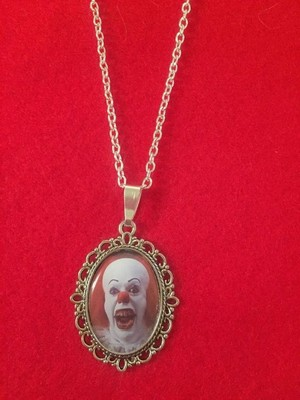 Pennywise cameo colar
