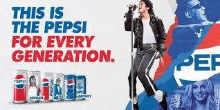Lavendergolden fond d'écran called Pepsi Promo Ad