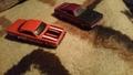 Plymouth Barracuda  - hot-wheels photo