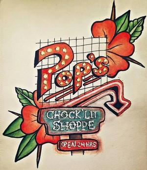 Pop's fanart