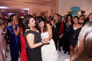 Priyanka Chopra at her Bridal doccia