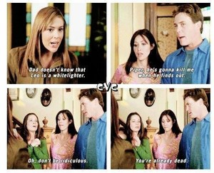 Prue Piper Phoebe and Leo 5