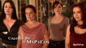 Prue Piper Phoebe and Paige 5