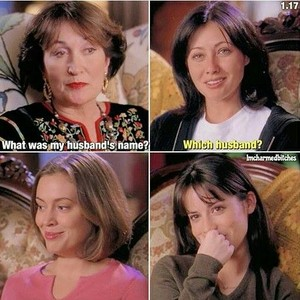Prue Piper Phoebe and Penny