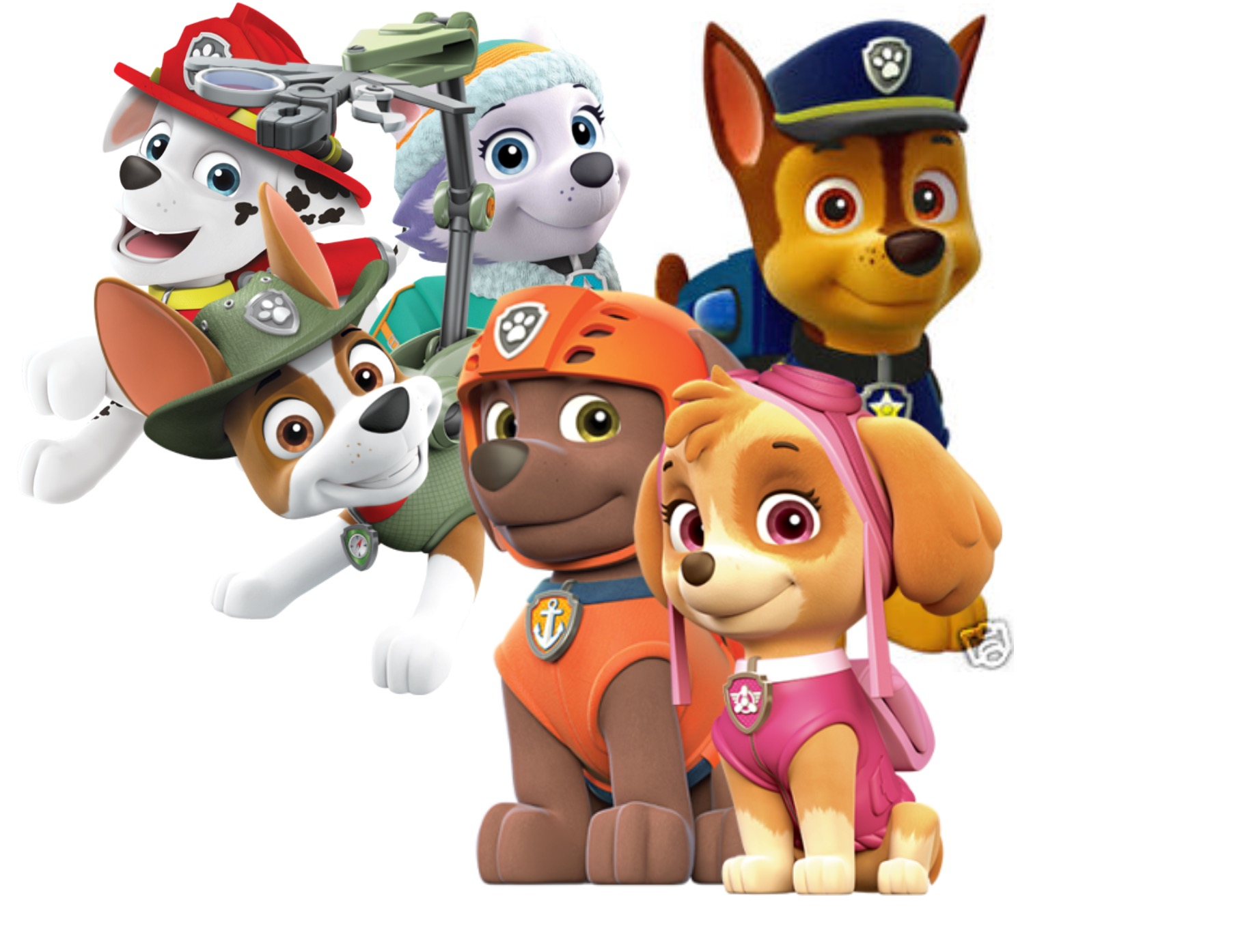 PAW Patrol images Pups by 04Skye HD wallpaper and background photos