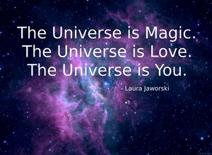 Quote Pertaining To The Universe