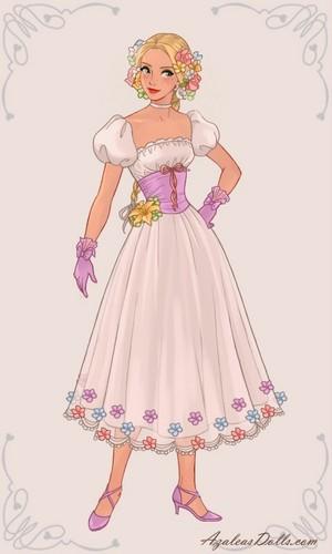 Rapunzel Wedding