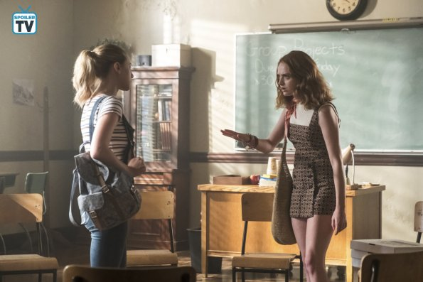 Riverdale - Episode 3.03 - As Above, So Below - Promotional các bức ảnh