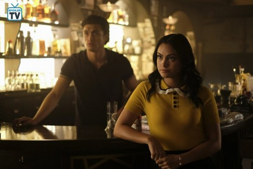 Riverdale (2017 TV series) fond d'écran titled Riverdale - Episode 3.03 - As Above, So Below - Promotional photos