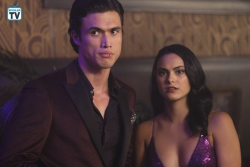 Riverdale (2017 TV series) 壁纸 entitled Riverdale - Episode 3.03 - As Above, So Below - Promotional 照片