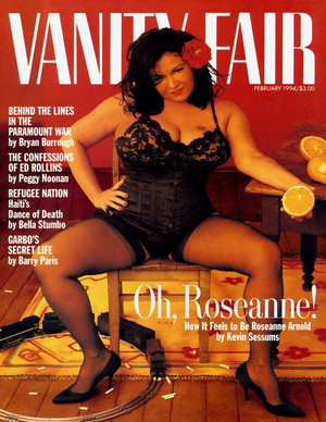 Roseanne Barr - Esquire Cover - 1994