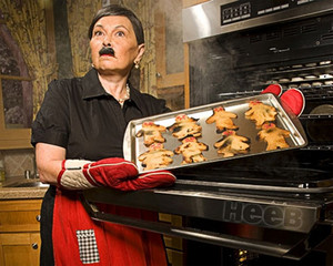 Roseanne Barr - Heeb Magazine Photoshoot - 2009