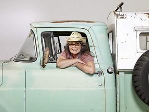 Roseanne Barr - Roseanne's Nuts Photoshoot - 2011