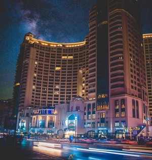 SAN STEFANO ALEXANDRIA EGYPT GOODNIGHT