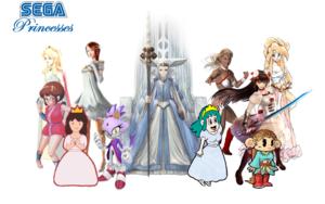 SEGA Princesses