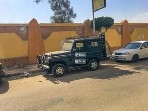 STRANGE CARS IN ALEXANDRIA EGYPT