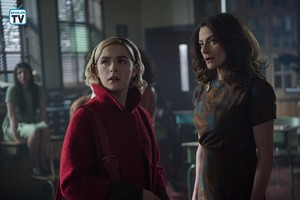 Sabrina and Madam Satan