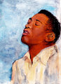 Sam Cooke  - celebrities-who-died-young fan art