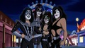 Scooby Doo and KISS Rock and Roll Mystery - scooby-doo-halloween-movies wallpaper