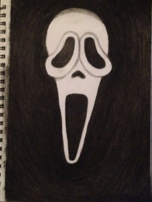 Scream mask
