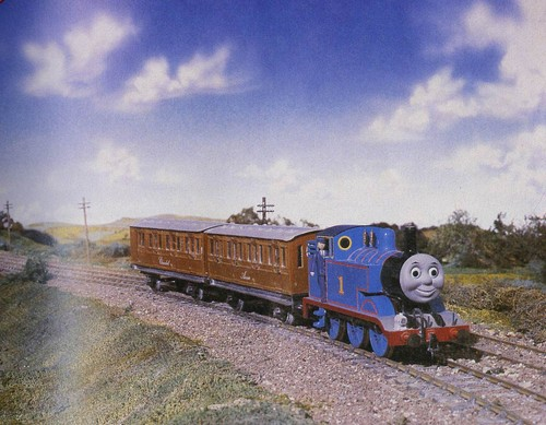 Thomas the Tank Engine 壁紙 titled Season 1 Promo of Thomas