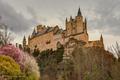 Segovia, Spain - castles photo