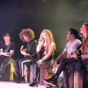 Shakira performs in Cologne (June 5)