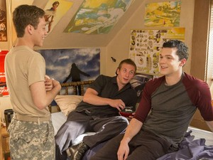 """Shameless """"Face It, You're Gorgeous"""" (9x06) promotional picture"""