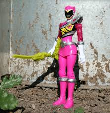 Shelby Morphed As The পরাকাষ্ঠা Dino Charge Ranger
