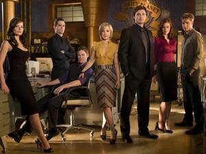 Smallville Season 8 Promotional Photoshoot