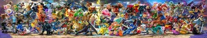 Smash Banner - Full Roster - No DLC