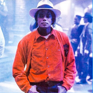 Smooth Criminal (behind the scenes)