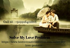 Solve My l'amour Problem