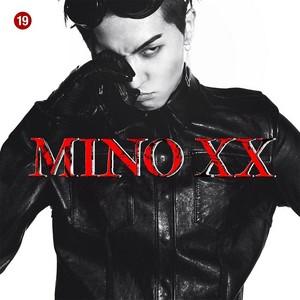 Song Min Ho's 1st full solo album 'XX' album covers