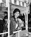 Sophia Loren Visiting Disneyland