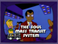 Soul Mass Transit System - the-simpsons photo