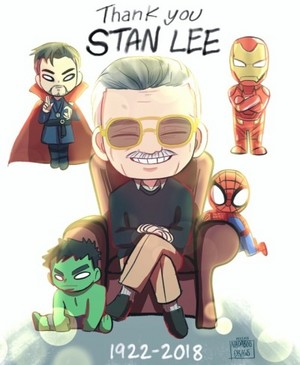 Stan Lee (1922-2018)