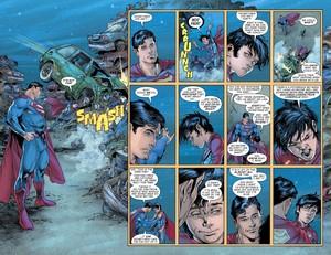 スーパーマン and Superboy