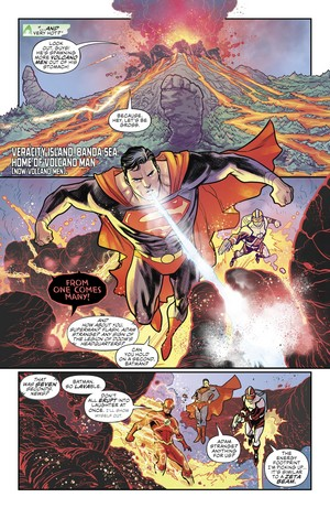 सुपरमैन and his Allies