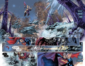 सुपरमैन vs Rogol Zaar