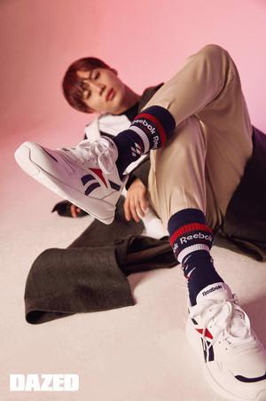 Taemin - October 2018 No.128 Dazed Korea