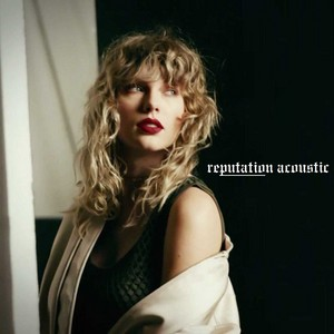 Taylor pantas, swift Reputation acostic cover